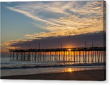 Beautiful Morning Canvas Print by Gregg Southard