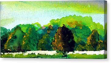 Beautiful Ohio Canvas Print by Mindy Newman
