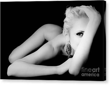 Beautiful Shape Canvas Print by Jt PhotoDesign