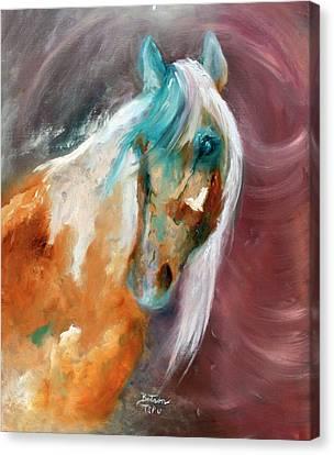 Beautiful Spirit Canvas Print by Barbie Batson