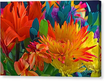 Beautiful To The Eyes  Canvas Print