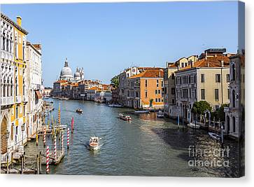 Beautiful Venice  Canvas Print by Svetlana Sewell