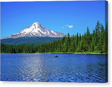 Canvas Print - Beautiful View by Ric Schafer