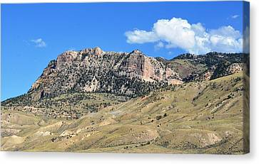 Beautiful Wyoming Canvas Print