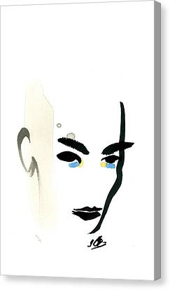 Beauty Canvas Print by Carl Griffasi