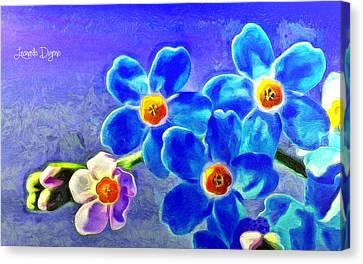 Beauty - Da Canvas Print