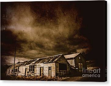 Beauty In Rustic Decay Canvas Print by Jorgo Photography - Wall Art Gallery