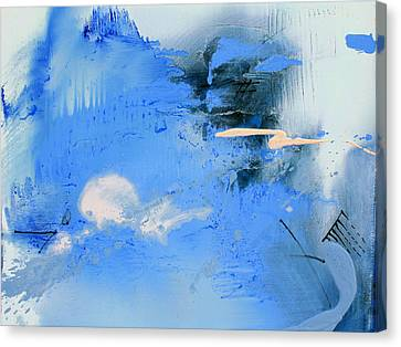 Becoming Canvas Print by Ethel Vrana