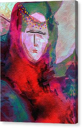 Bedouin 4 Canvas Print by Mimo Krouzian
