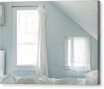 Bedroom Blues Canvas Print by John Greim
