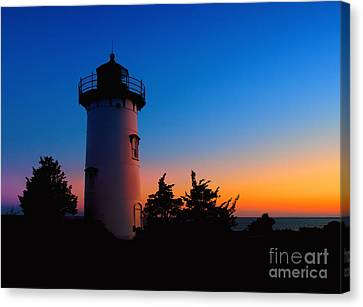 Before Dawn Canvas Print by Mark Miller