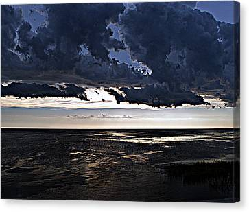 Before The Storm 1 Canvas Print