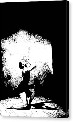 Canvas Print featuring the photograph Beg For Mercy by Kate Purdy