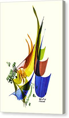 Being Deeply Loved Canvas Print
