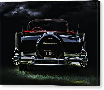 Bel Air Nights Canvas Print by Douglas Pittman