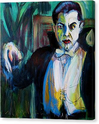 Bela Canvas Print by Les Leffingwell