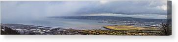 Belfast Lough  Canvas Print