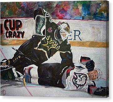 Belfour Canvas Print by Travis Day