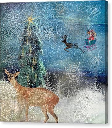 Believe Canvas Print by Diana Boyd