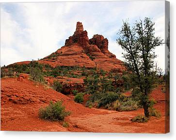 Bell Rock Canvas Print by Kristin Elmquist