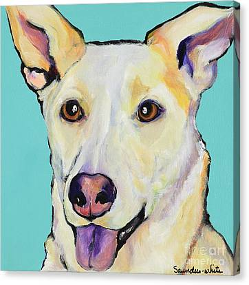 Bella Canvas Print by Pat Saunders-White