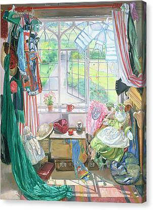 Bella's Room Canvas Print by Timothy Easton
