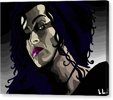 Bellatrix Canvas Print by Lisa Leeman