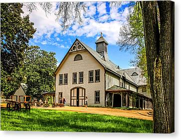 Belle Meade Plantation Tennessee Canvas Print