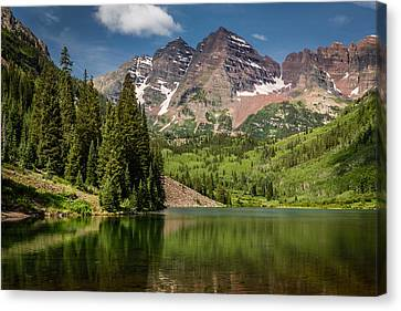 Bells Toll Canvas Print by Gary Migues