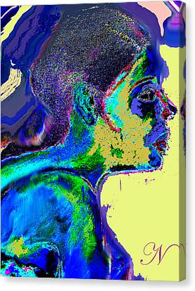 Belong Canvas Print by Noredin Morgan