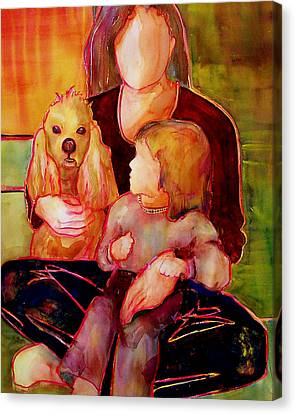 Beloved Canvas Print by Blenda Studio