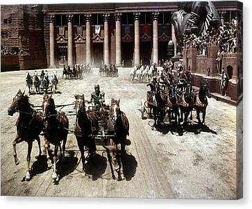 Ben Hur, 1959 Canvas Print by Granger
