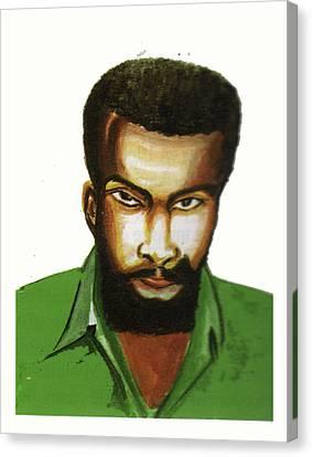 Ben Okri Canvas Print