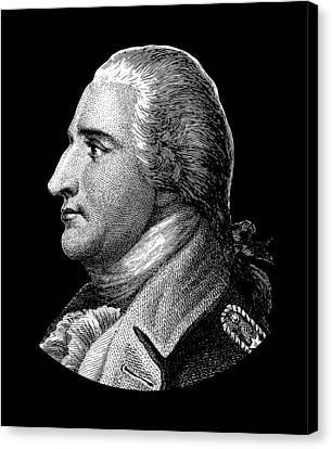 Benedict Arnold - The Traitor  Canvas Print by War Is Hell Store