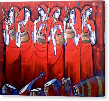 Bengali Tune  Canvas Print