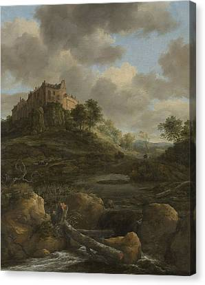 Bentheim Castle Canvas Print