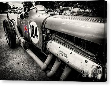 Bentley Classic Canvas Print by Adrian Evans