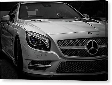 Benz 2 Canvas Print by Howard Roberts