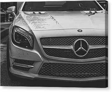 Benz Canvas Print by Howard Roberts