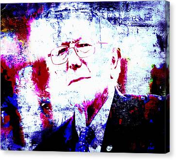 Carter House Canvas Print - Bernie  by Brian Reaves