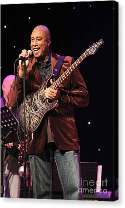 Bernie Williams Canvas Print by Concert Photos