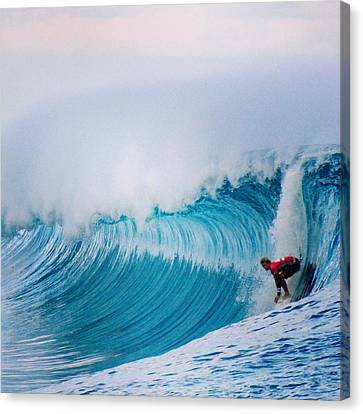Kelly Slater Canvas Print - Best Wave Or The Day by Danny Aab
