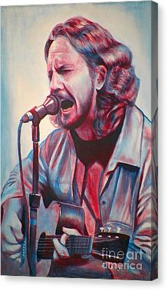 Betterman Canvas Print by Derek Donnelly