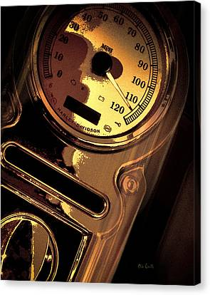 Between 110 And 120 Canvas Print by Bob Orsillo