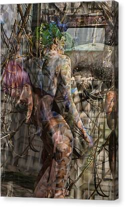 Between Worlds Canvas Print by Leigh Odom