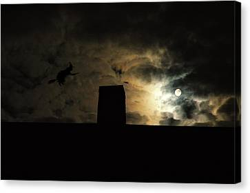 Bewitched Canvas Print