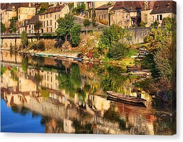 Beynac-dordogne France Canvas Print