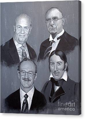 Bicentennial 2017 Canvas Print