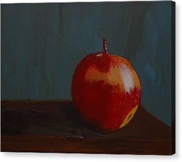 Big Apple Canvas Print by Russell Smidt