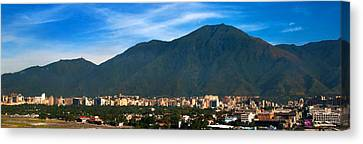 Big Avila Canvas Print